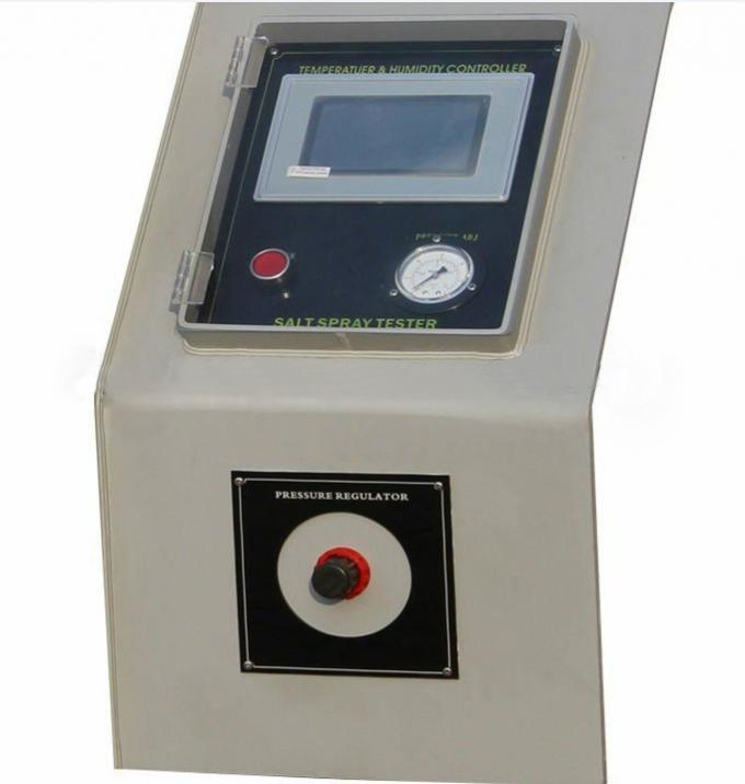 PVC 270L Programmable Salt Spray Test Chamber For Corrosive Test Of Iron Metal