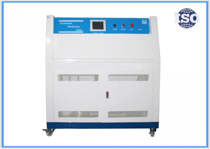 Data Analysis UV Accelerated Weathering Tester With Aging Resistance