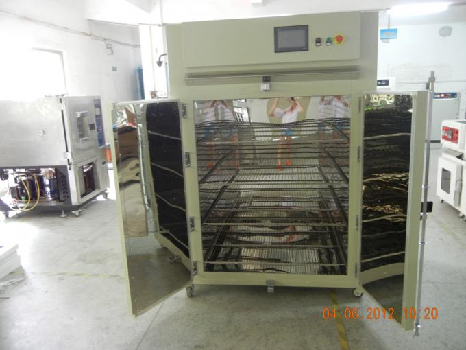 Turbine Fan Industrial Hot Air Oven Material Drying And Aging Test