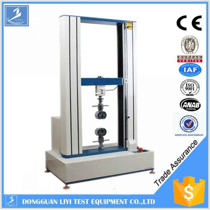 Non - Destructive Static Universal Tensile Strength Tester Static Tensile Test
