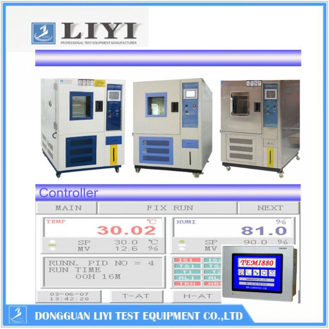 Automobile Temperature Humidity Test Chamber 150L 20% - 98% Customizied Size