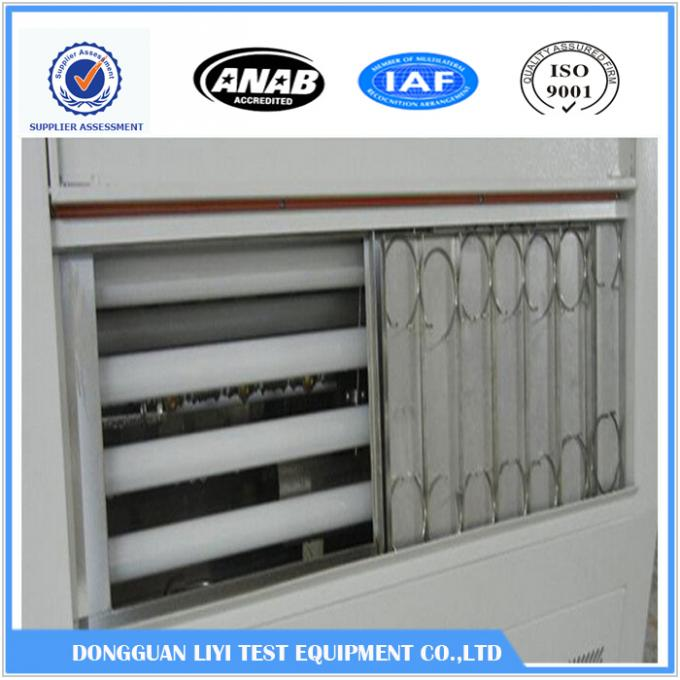 Automatic Steel UV Aging Test Chamber , Standard UVB Accelerated Weathering Tester