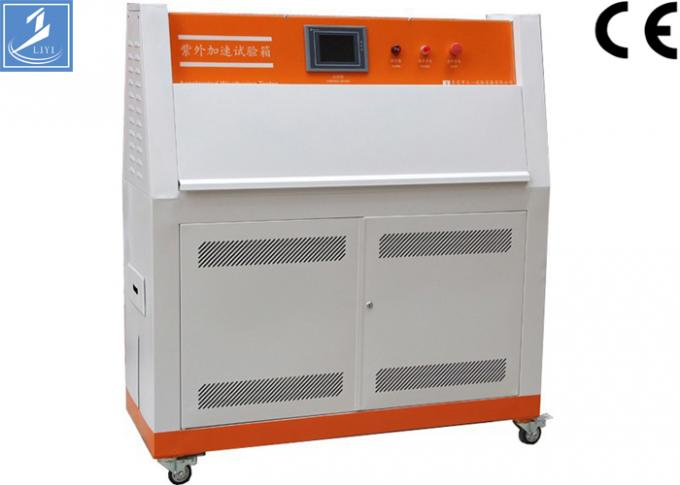 Standard UV Accelerated Weathering Tester with Automatical PID SSR Control ASTM D4587