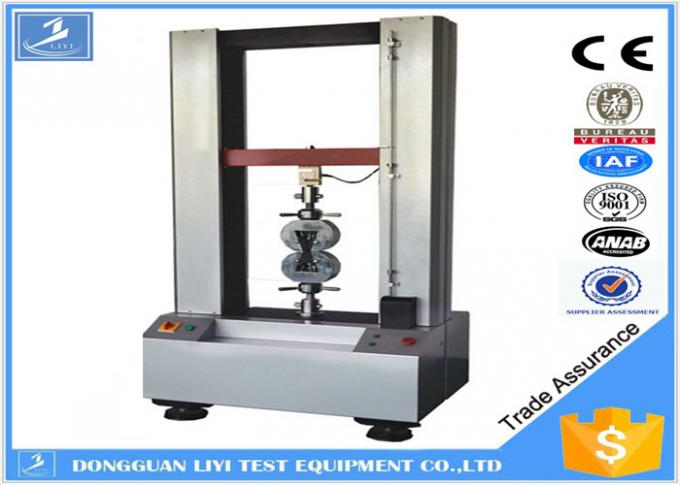 Electronic 5T Tensile Strength Testing Machine / Physical Testing Materials Testing Machines