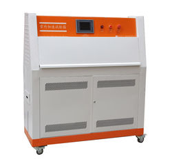 Touch Screen UV Accelerated Weathering Testing Chamber Machine with UV lamp