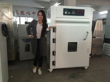 China Turbine Fan Industrial Hot Air Oven Material Drying And Aging Test supplier