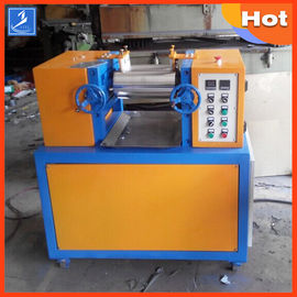 Laboratory Plastic Rubber Testing Equipments , Rubber Testing Machine Automatic Calibration