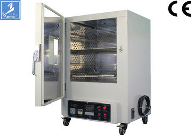 China Pre Heating Drying Industrial Oven With Air Force Level Circulation System supplier