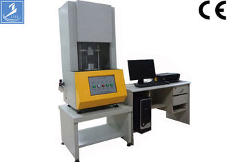 Single Phase Rubber Testing Equipment , Electronic Mooney Viscometer