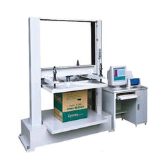 China Electronics Compression Pressure Testing Machine For Corrugated Carton Box supplier