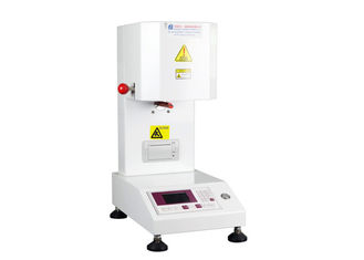 Accurate Melt Flow Index Tester Quickly Measuring And Test Instruments With Power AC220V±10% 50Hz
