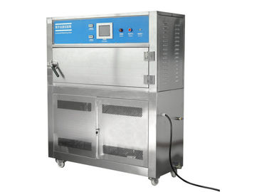 China Safe UV Accelerated Weathering Tester Aging Test Chamber Easy To Operate supplier
