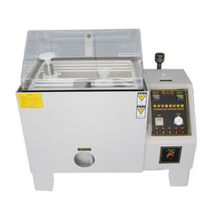 China 108L Programmable Electronic LCD Salt Spray Corrosion Test Chamber supplier