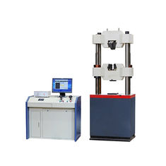 China High Performance Super Tensile Testing Machine Built - In Hydraulic Clamp supplier