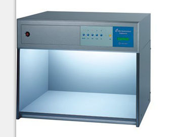 China Standard Light Source Color Matching Machine / Colour Assessment Cabinet supplier