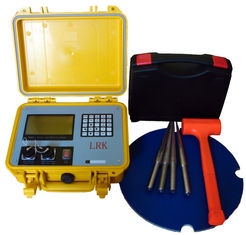 China The LRK-WH811 Non-Nuclear Soil Water Density Gauge Meter Technology With 3% Precision supplier