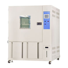 China White And Blue Stainless Steel Temperature and Humidity Test Chamber supplier