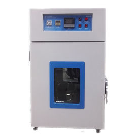 China High Stability Industrial Oven With PID Thermostat Or PLC Controller supplier