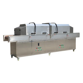 China Stainless Steel Disinfection UV Sterilization Machine For Cooked Food , Water supplier