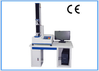 China Automatic Electronic Tensile Strength Testing Machine High Speed 50~500mm / Min supplier