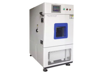 China Plastic rubber Programmable Constant Temperature Humidity Test Chamber simulating natural supplier