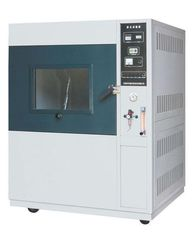 China Customized Environmental Test Chamber / Electronic Stainless Steel Sand And Dust Test Chamber supplier