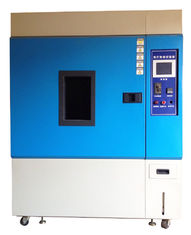 China Programmable Controller Xenon Test Chamber , Anti Weathering Plastic Xenon Tester supplier