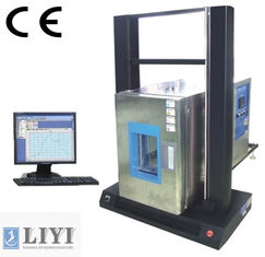 China High And Low Temperature Universal Testing Machine For  Adhesive  Material supplier