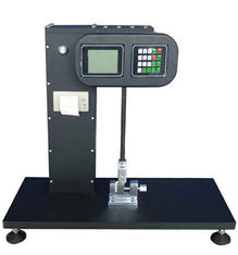 China Intelligent Plastic Testing Equipment , Digital Charpy Izod Impact Test Machine supplier