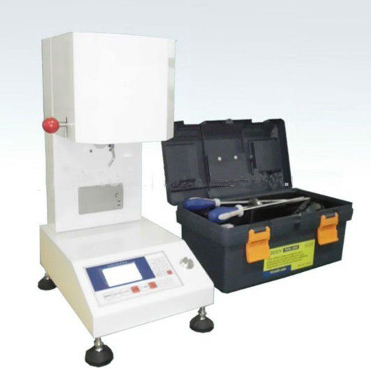 Flow Rate Tester : Lcd plastic testing machine ℃ temp plc melt flow rate