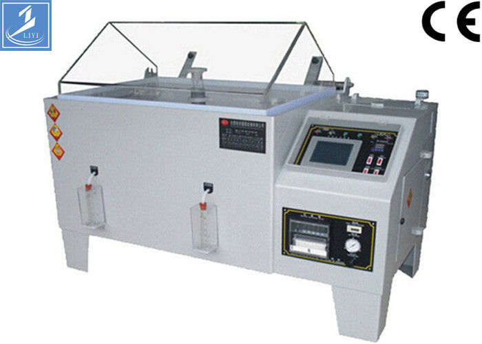 Instrument And Machine Testers : Corrosion resistance salt spray testing machine glass