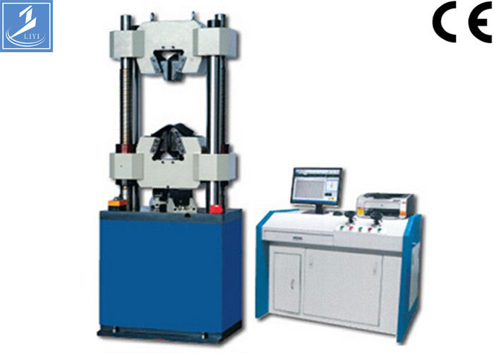 Tensile Strength Testers : Electronic t tensile strength testing machine physical