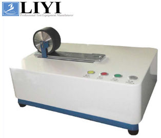 Motor Type Rolling Wheel Adhesive Testing Equipment For Preparing Sample