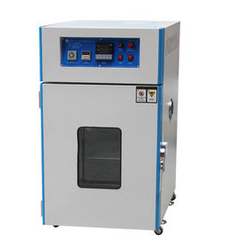 China High Precision Lab Hot Air Industrial Drying Ovens Computerized Temperature Control factory