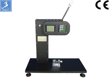 3.5 m/s Speed Plastic Testing Machine , rubber Film Izod Impact Testing Machine