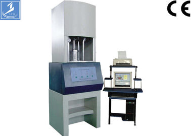 Laboratory Mooney Viscometer Rubber Testing Equipment High Precise