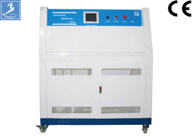 China Lamp Fabric UV Accelerated Weathering Tester , BTHC Control Humidity Test Chamber factory