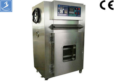 China Hot Air Heat Industrial Electric Oven 220v Drying Industrial Convection Oven factory