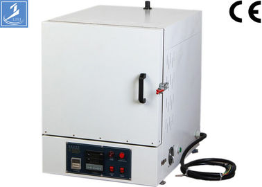 China 1200 Degree Industrial Oven High Efficiency Ceramic Fibre Lab Oven Muffle Furnace factory