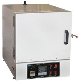 China High Temperature Industrial Oven PID Controlled Ashing Muffle Furnace Test Machine factory