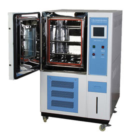 China LCD Constant Temperature Humidity Test Chamber / Environmental Testing Equipment factory