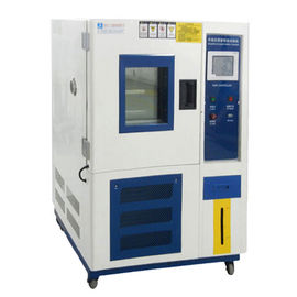 China 150L Steel Programmable Environmental Conditions Climatic Test Chamber factory