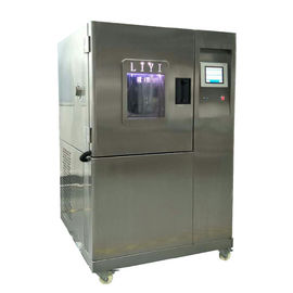China Newest Design LCD Programmable High Low Temperature And Humidity Climatic Test Chamber factory