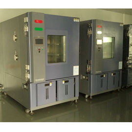 China Temperature And Humidity Environmental Climate Stability Test Chamber factory