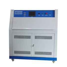 China UV Weather Simulated Plastic Accelerated Aging Test Machine / Plastic Aging Chamber factory