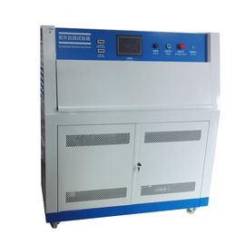 China SS Environmental Testing UV Accelerated Weathering Tester / UV Aging Chamber factory