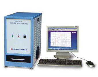 China Durable Textile Testing Equipment , Fabrics UV Prevention Performance Tester Transmittance factory