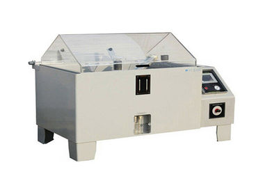 PVC Environmental Salt Spray Test Chamber Corrosion Resistance Salt Fog Test Chamber