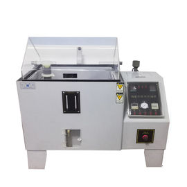 China PVC Environmental Salt Spray Test Machine / Corrosion Resistance Fog Test Chamber factory