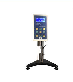 Electric Digital Viscometer With Touch Screen Of High Precision For Competitive Price